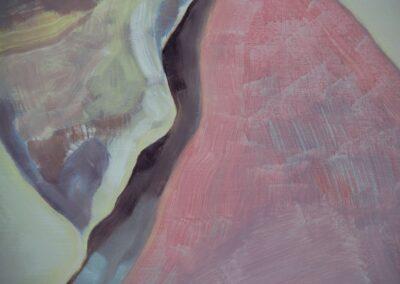 maleri lommetørklæde